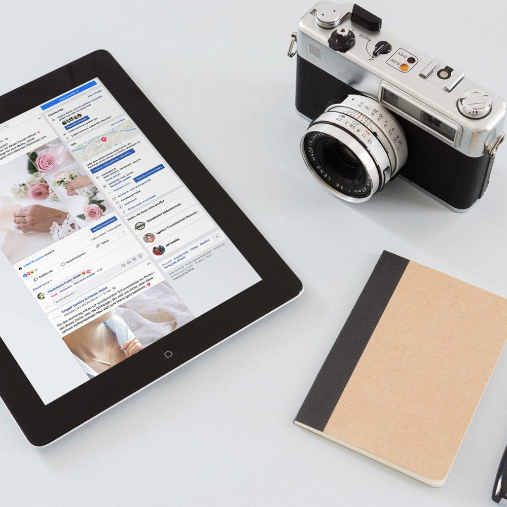 Facebook Betreuung Graz fuer Unternehmen