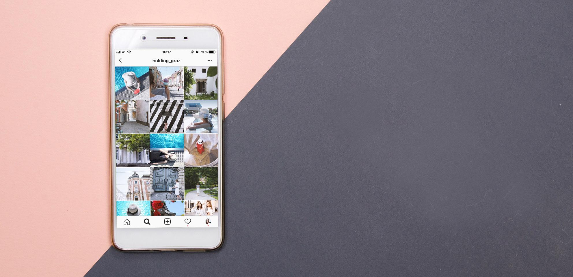 Instagram Takeover Instagram Übernahme