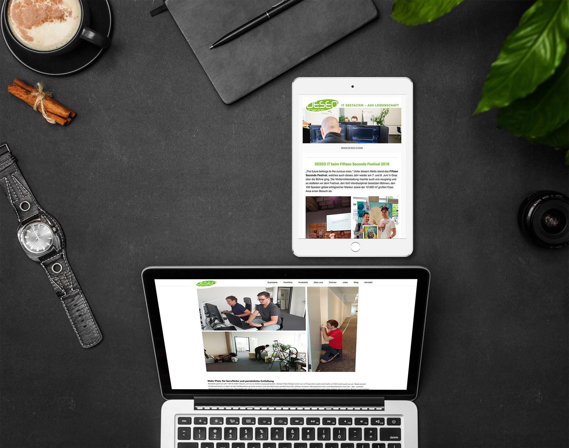 Social Media für Unternehmen – Betreuung und Übernahme