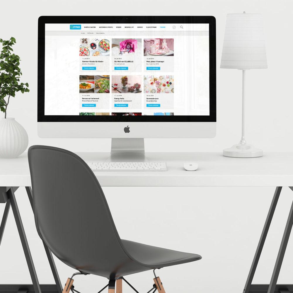Texte für Firmen Blog